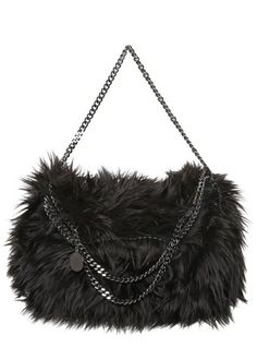 Fur bags on Pinterest | Fur Bag, Fur and Handbags