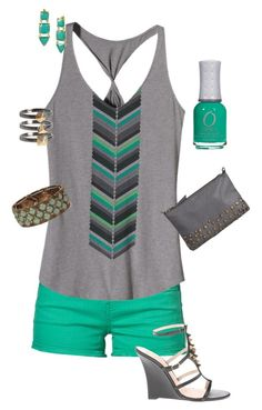 Turquoise by jett-59 on Polyvore featuring polyvore, fashion, style, Patagonia, ONLY, Truth or Dare, Pieces, Forever 21 and ORLY