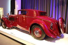Rolls-Royce Phantom II Continental Sports Coupe 1933 2