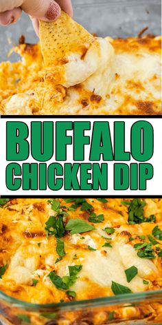The Best Buffalo Chicken Dip Recipe Ever - Play Party Plan
