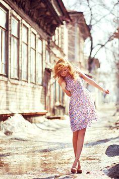 """Spring"" by Ekaterina Andronova"