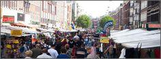 Dutch open air markets