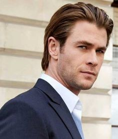 distinguished-hair-smoothed-back-behind-the-ears http://bestmenshairstyle.com/ Medium Length Hairstyles For Guys & Haircut Ideas (Trends & Tips)