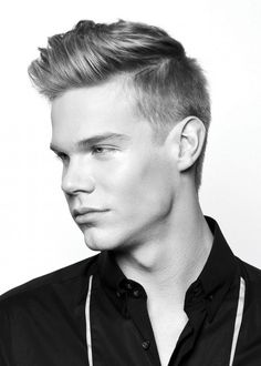cool 30 Beautiful Taper Fade Haircut Styles For Men - Find Your Lifestyle Top Hairstyles For Men, Thin Hair Haircuts, Haircuts For Men, Cool Hairstyles, 2014 Hairstyles, Choppy Bob Haircuts, Everyday Hairstyles, Hairstyles Haircuts, Fade Haircut Styles