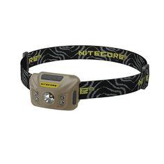 Nitecore HC65 1000 lm Multi-DEL Rechargeable Projecteur /& 2x CR123A Piles