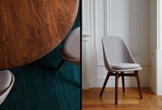 Viewing   neri&hu 750 Solo Dining Chair Product