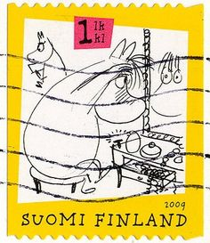 You've Got Mail, Tove Jansson, Cute Little Things, Museum Exhibition, Mail Art, Postage Stamps, Finland, Books To Read, Novels
