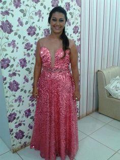 vestidos de formatura com tule 3
