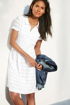 White Shirt Dress from Next