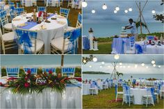 Styling at Yatule Resort & Spa by Paradise Bride Photography By: Islands Encounters Bride Photography, Wedding Receptions, Resort Spa, Islands, Paradise, Table Decorations, Home Decor, Decoration Home, Room Decor