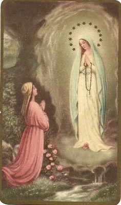 Praising the Blessed Virgin