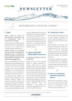 Sogedo newsletter 01 05 12 17