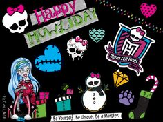 Monster High x PicCo