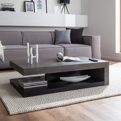All Details You Need to Know About Home Decoration - Modern Buy Coffee Table, Coffee Table Design, Modern Coffee Tables, Center Table Living Room, Home Living Room, Living Room Decor, Living Room Tv Unit Designs, Decorating Coffee Tables, Table Furniture