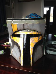 Finished Helmet Gallery - Pictures Only Star Wars Rpg, Star Wars Ships, Star Wars Clone Wars, Mandalorian Costume, Mandalorian Armor, Cosplay Armor, Cosplay Diy, Stealth Suit, Helmet Paint
