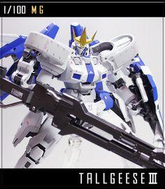 GUNDAM GUY: MG 1/100 Tallgeese III - Custom Build