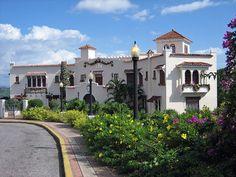 Castillo Serralles, Ponce Puerto Rico