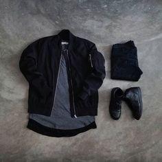WEBSTA @ dxi___ - #Forever21 Bomber Jacket                                                                                                                                                                                 More