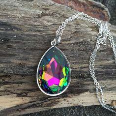 Selling this 🆕 Swarovski teardrop necklace with silver in my Poshmark closet! My username is: Swarovski Jewelry, Swarovski Crystals, Make Your Own Jewelry, Jewelry Making, Teardrop Necklace, Wholesale Jewelry, Handcrafted Jewelry, Jewelry Crafts, Dancing