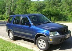 1998 Honda CR-V EX automatic .. traded it in way too soon.. great vehicule tho