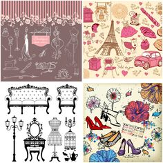 Decorative frames and ornaments vector vector graphics designs on decorative items for wedding decoration vector free for download and ready for print over 10000 junglespirit Images