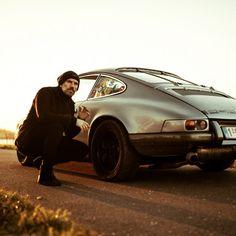 Porsche Paparazzo: A Chat With 911 Photographer Bart Kuykens Porsche Sports Car, Porsche Cars, Porsche 356, Gas Powered Scooters, Drag Racing, F1 Racing, Car Pictures, Car Pics, Custom Porsche