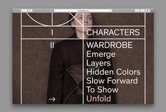 Anne De Grijff by Mainstudio #website #site #web