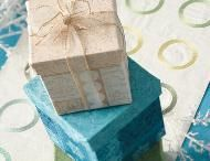 How to Make Mini Gift Boxes. so cute for decorating around the house