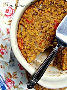 Vegan Lentil Loaf // make this frequently now but use tomato paste insteadoif ketchup and added 1 shredded carrot, 1/2 Cup puréed pumpkin & 1/4-1/2 teaspoon of cayenne powder.