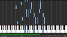 [Synthesia] Inuyasha- To Lovers End - YouTube