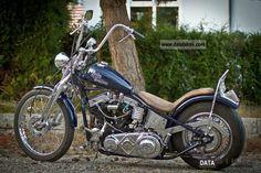 1950 Harley Davidson Oldschool chopper