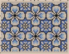 Gallery.ru / Фото #12 - * - natashakon Cross Stitching, Cross Stitch Embroidery, Embroidery Patterns, Knitting Charts, Knitting Patterns, Cross Stitch Designs, Cross Stitch Patterns, Cross Stitch Borders, Mochila Crochet