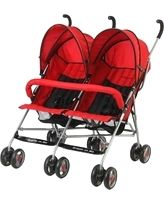 Choose simplicity - choose an #umbrella #stroller equipped with canopy