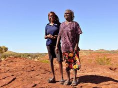 Aboriginal women, Australia