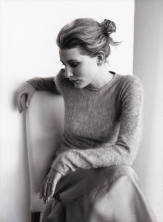 Cate Blanchett by Mark Liddell