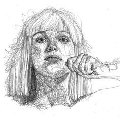 sia scribbles pen by Aeriz85 on DeviantArt