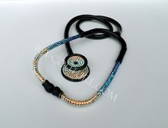 Select Your Brand. Stethoscope Brands, Nursing Articles, Medical Gifts, Beaded Necklace, Beaded Bracelets, Blue Ombre, Screen Shot, Thoughtful Gifts, Swarovski Crystals
