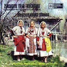 MUZIKA BALKANA - BALKAN MUSIC: ŽENSKOTO trio KUČKOVKI - Elenčice, visoka planino