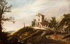 Esaias van de Velde - Landschap