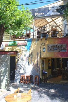 Los boliches de la nueva Palermo Soho, por donde pasa una de las movidas nocturnas, mas concurridas por el porteño