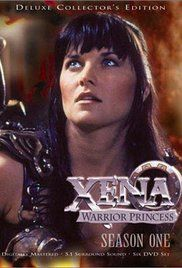 Xena Warrior Princess Season 1 Episode 15. Someone is trying to kill Princess Diana, so Xena has to protect her. Since Xena and Diana are physically identical, they exchange their roles so Xena can discover who's the killer.