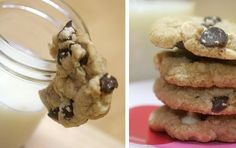 I Want to Marry You Chocolate Chip Cookies