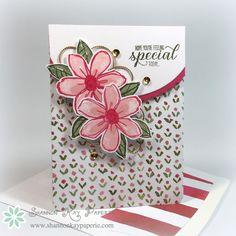 SU! Garden in Bloom stamp set, English Garden DSP, Oval Framelits - Shannon Jaramillo