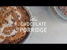 Five Minute Chocolate Porridge | Vegan | Deliciously Ella - YouTube