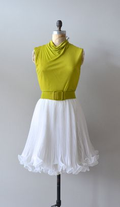 vintage 60s dress / 1960s cocktail dress / West by DearGolden, $78.00