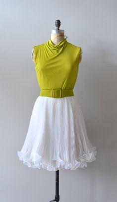 vintage 60s dress / 1960s cocktail dress / West by DearGolden, $78.00