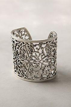 Lace Cuff Bracelet