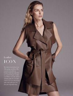#ThePowerList: Valentina Zelyaeva Models Massimo Dutti Spring Summer 2017 Collection