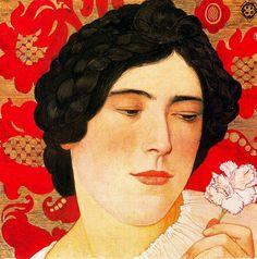 Art of  Swiss Painter  Ernest Bieler