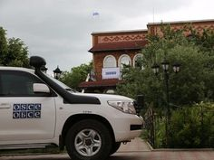 In Popasna have opened the tenth patrol base of the OSCE Mission